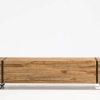 papazois.gr | HotelDeco | OZZY BENCH-BR |  | 1272-880