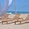 papazois.gr | HotelDeco | SIMPLY SUNLOUNGER WITH WHELLS-TA |  | 1272-989
