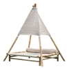 papazois.gr | HotelDeco | TIPI LOUNGEBED-TB |  | 1272-991