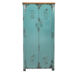 papazois.gr | HotelDeco | RUSTY CABINET-DB |  | 1272-209