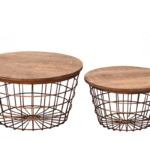 papazois.gr | HotelDeco | ROBIN SET OF 2-BR |  | 1272-540