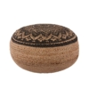 papazois.gr | HotelDeco | CLARICE POUF-CL |  | 1272-722