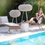 papazois.gr | HotelDeco | LARA CHAISE LOUNGE-TA |  | 1272-862